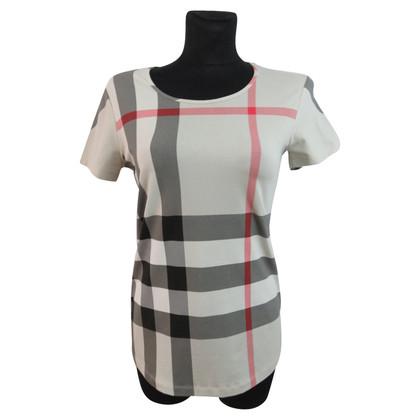 Burberry Shirt Nova Check modello