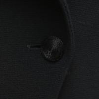 Oscar de la Renta Costume en noir