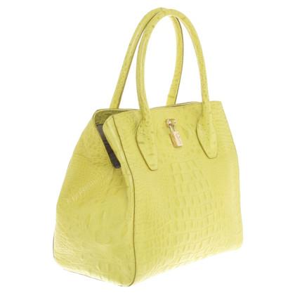 Furla Handtasche in Gelb