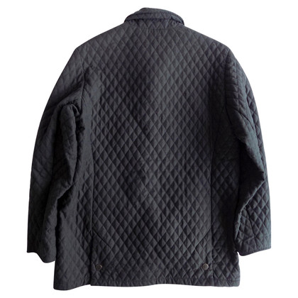 Barbour Quilted Jacket in black