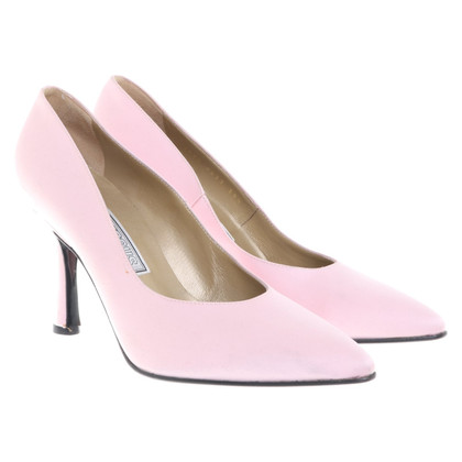 Versus pumps en rose