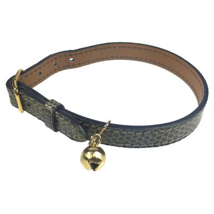 Hermès Cat Collar lizard
