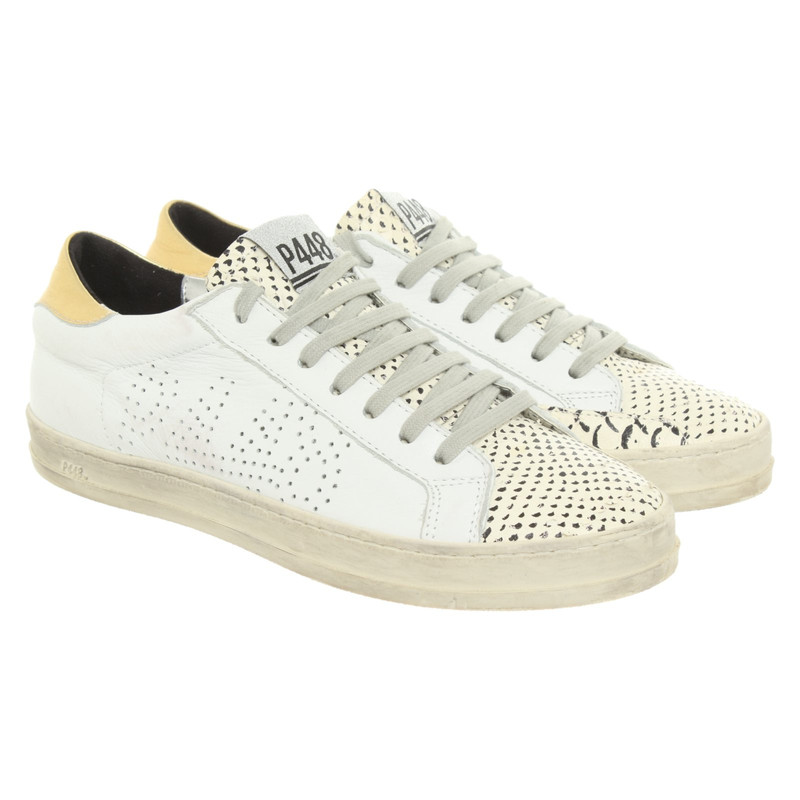 P448 Trainers Suede - Second Hand P448