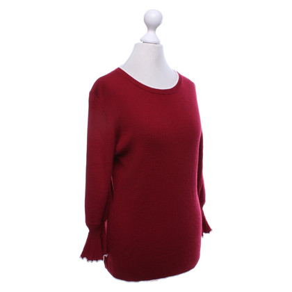 Hobbs Sweater in red
