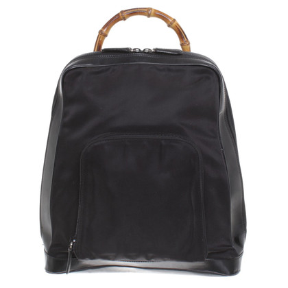 Gucci Backpack in black