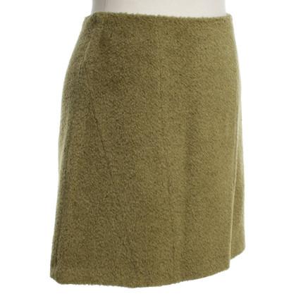 Strenesse Uitlopende rok in het groen