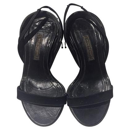 Narciso Rodriguez sandales à bride arrière