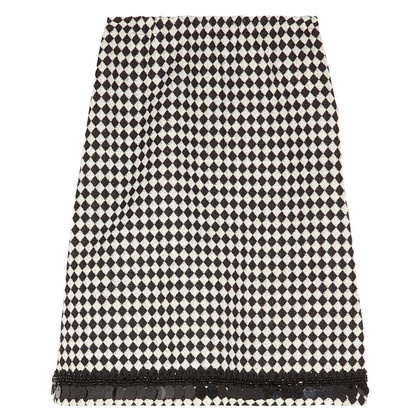 Marni Embellished Wool Skirt