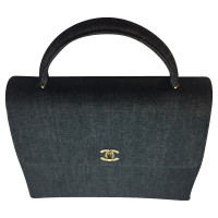 Chanel Maxi Denim Bag