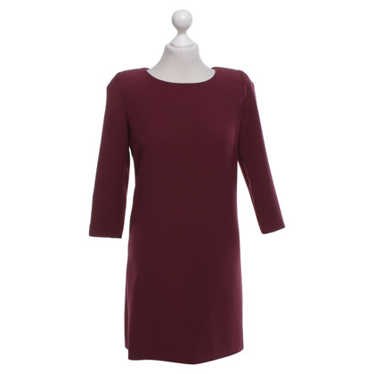 Atos Lombardini Dress in Bordeaux