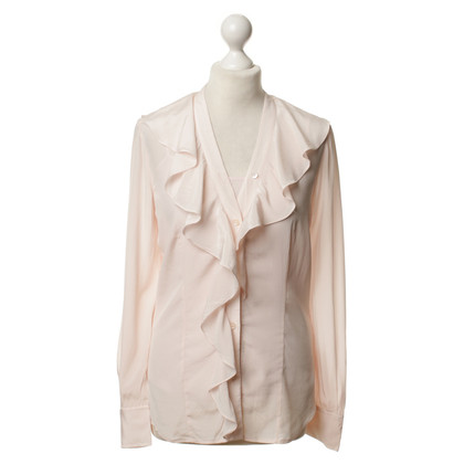 DKNY Silk blouse with under top
