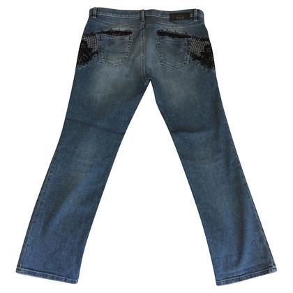 Pinko Jeans met kant item