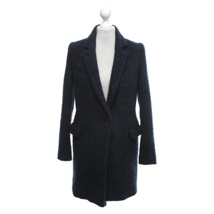 Isabel Marant Etoile Coat in donkerblauw