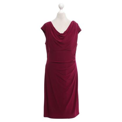 Ralph Lauren Kleid im dunklem Fuchsia