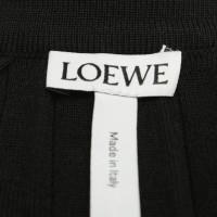 Loewe Cardigan in Schwarz