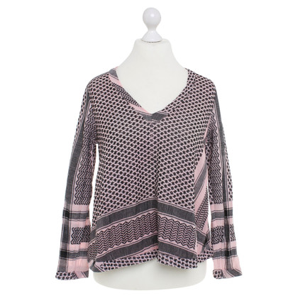 Cecilie Copenhagen top with pattern mix