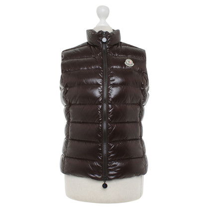 Moncler Giubbotto in marrone