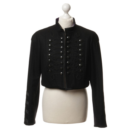 Rena Lange Jacket with a uniform look