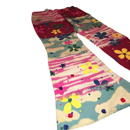 Moschino Pants with flower print