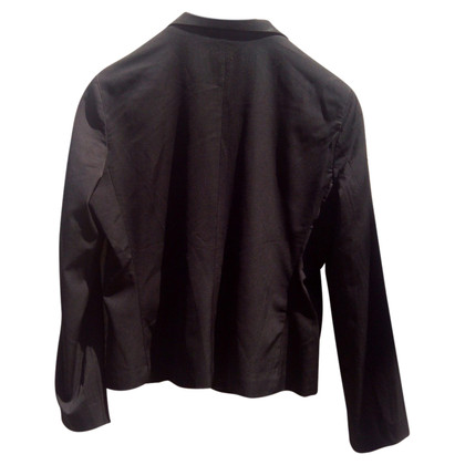 Narciso Rodriguez Black Wool Jacket