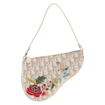 "Christian Dior ""Mini Saddle Bag"""
