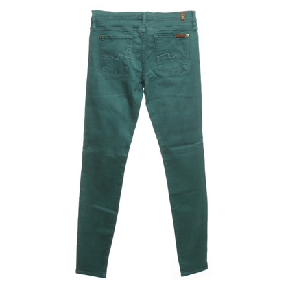 7 For All Mankind Green jeans