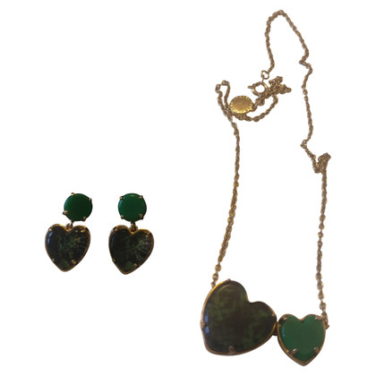 Marc by Marc Jacobs Necklace & earrings