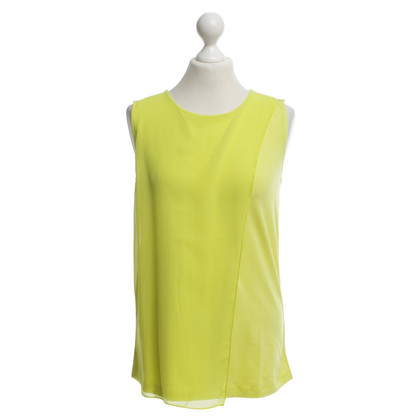 Laurèl Top in neon yellow
