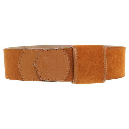 Chloé Suede belt