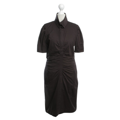 René Lezard Dress in brown