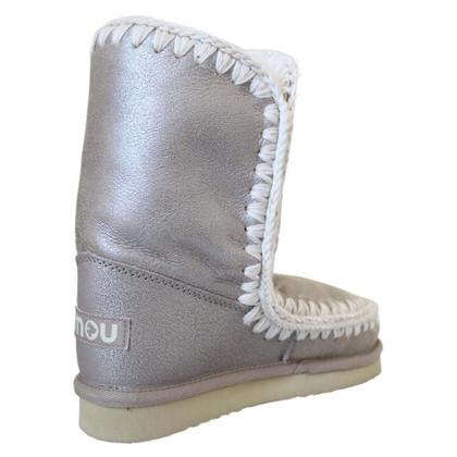 Other Designer Eskimo half boots