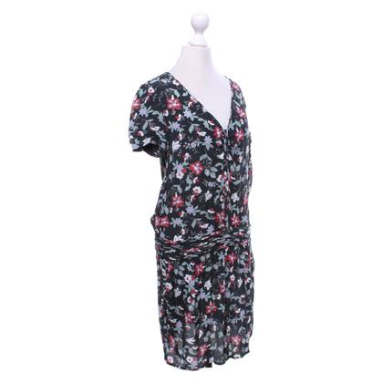 Comptoir des Cotonniers Dress with a floral pattern
