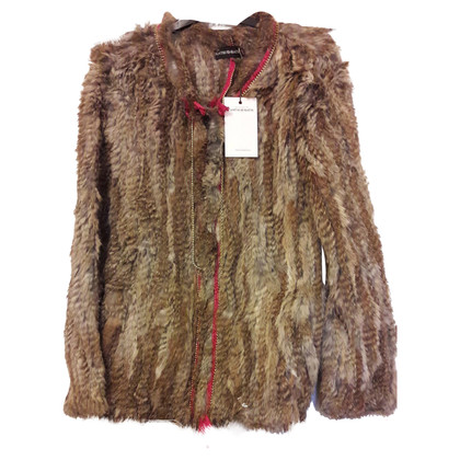 Antik Batik FUR RABBIT JACKET