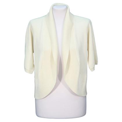 Ralph Lauren Gebreide top in crème