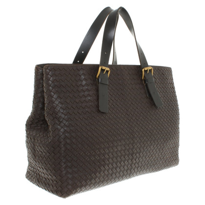 Bottega Veneta Shopper in brown