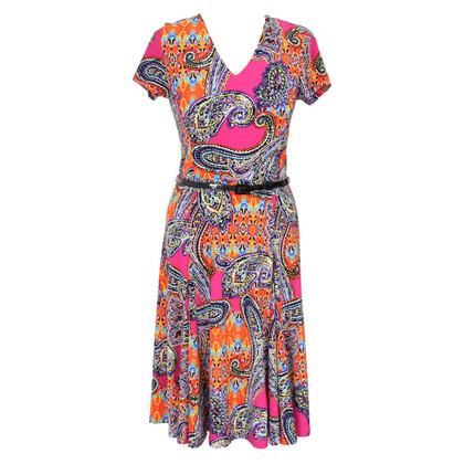 Ralph Lauren Kleid mit Muster