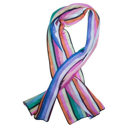Missoni Scarf with striped pattern