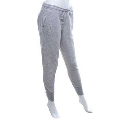 Zoe Karssen Sweatpants in grey