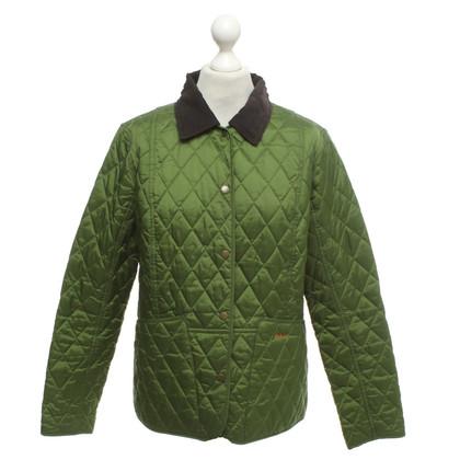 Barbour Jas in groen