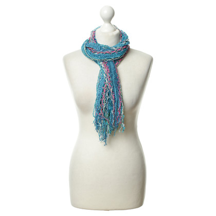 Missoni Colorful scarf with sequins