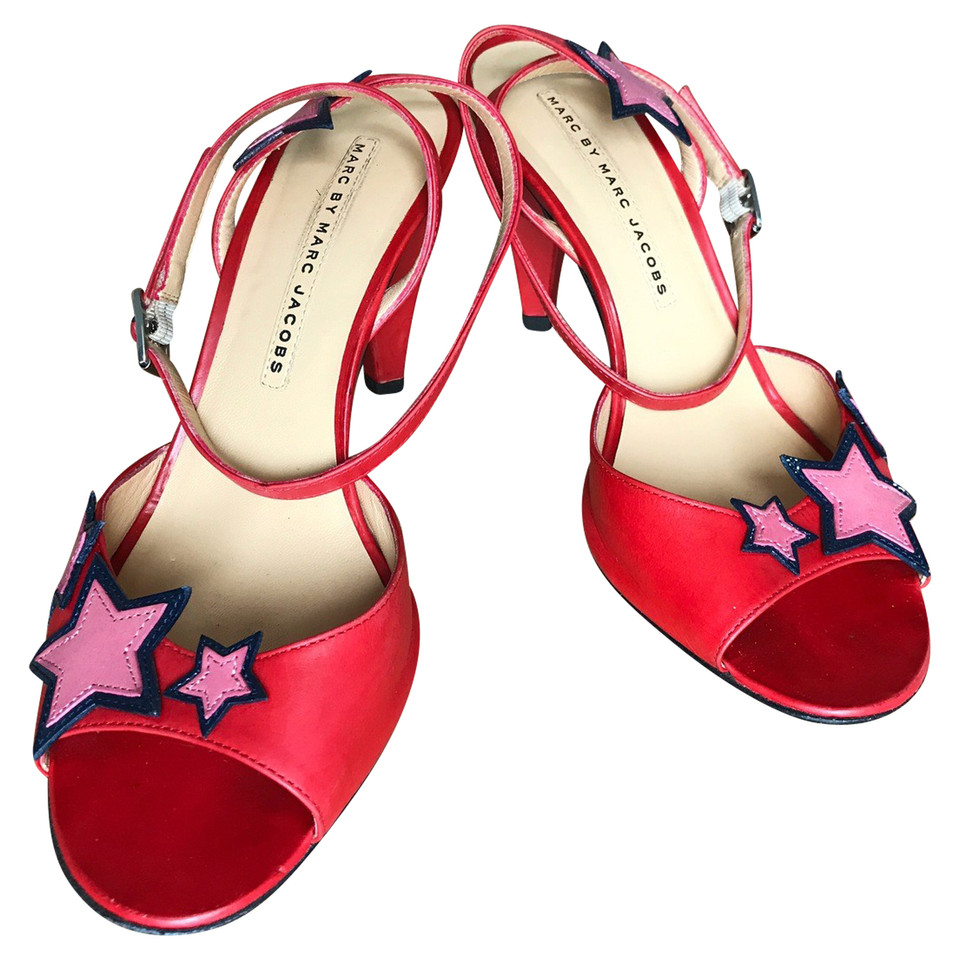 Marc by Marc Jacobs High Heels with asterisk