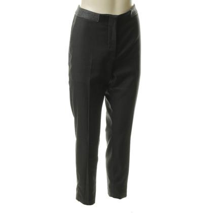 Brunello Cucinelli Dai pantaloni di lana federale