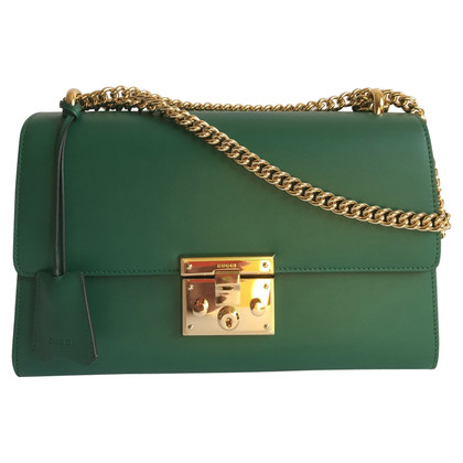 Gucci Emerald green Padlock