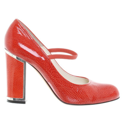 Bally Pumps im Mary-Jane-Stil