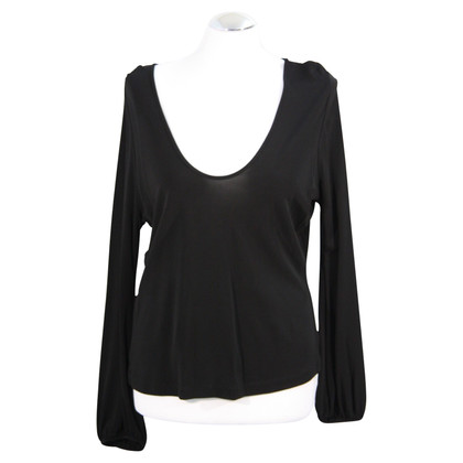 Hobbs top in black