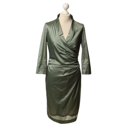 René Lezard Dress in olive