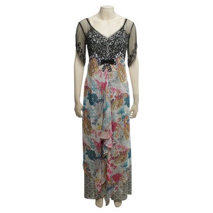 Ella Singh Dress with pattern mix