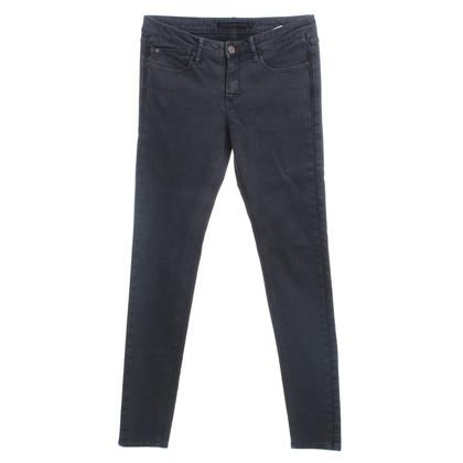 Victoria Beckham Jeans in grigio scuro
