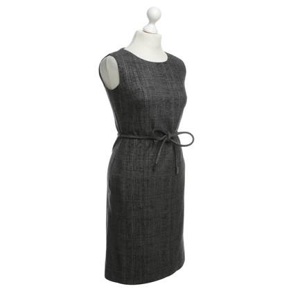 Dolce & Gabbana Schede jurk met riem