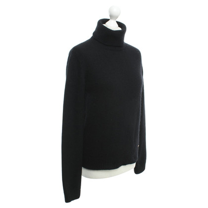 Dsquared2 Turtleneck sweater in black